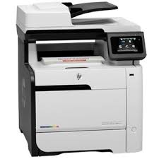 HP LaserJet M476nw Printer