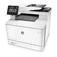 HP LaserJet Pro M477fdn Printer
