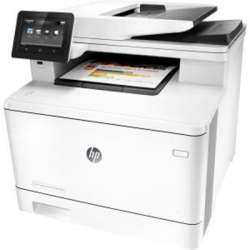 HP LaserJet Pro M477fdw Printer