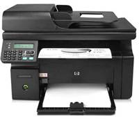 HP LaserJet Pro M1217nfwv Printer