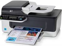 HP Officejet J4540